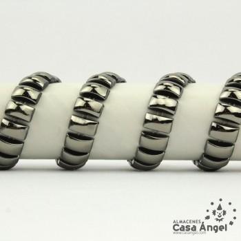 PASAMANERÍA CADENETA PVC RELIEVE 15mm