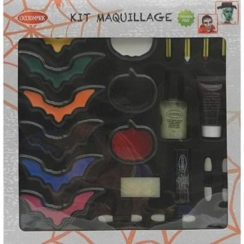 KIT MAQUILLAJE HALLOWEEN