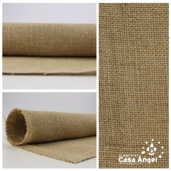 ARPILLERA COLOR NATURAL DOBLE ANCHO 300cm