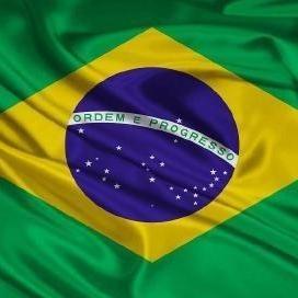 BANDERA BRASIL 100cm