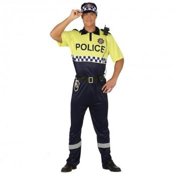 DISFRAZ POLICÍA LOCAL ADULTO